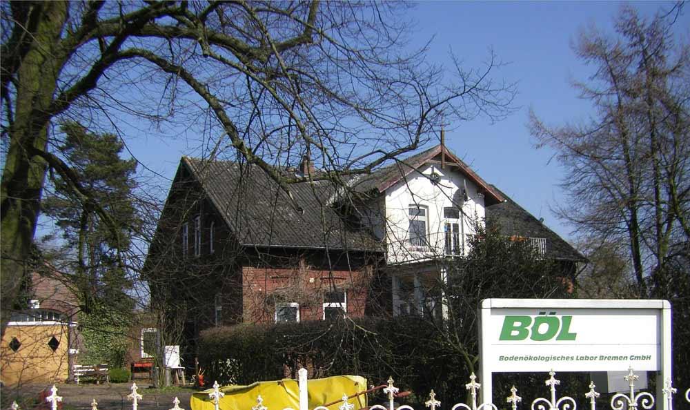 Professionelle Bodenanalysen Bodenökologisches Labor Bremen Gmbh